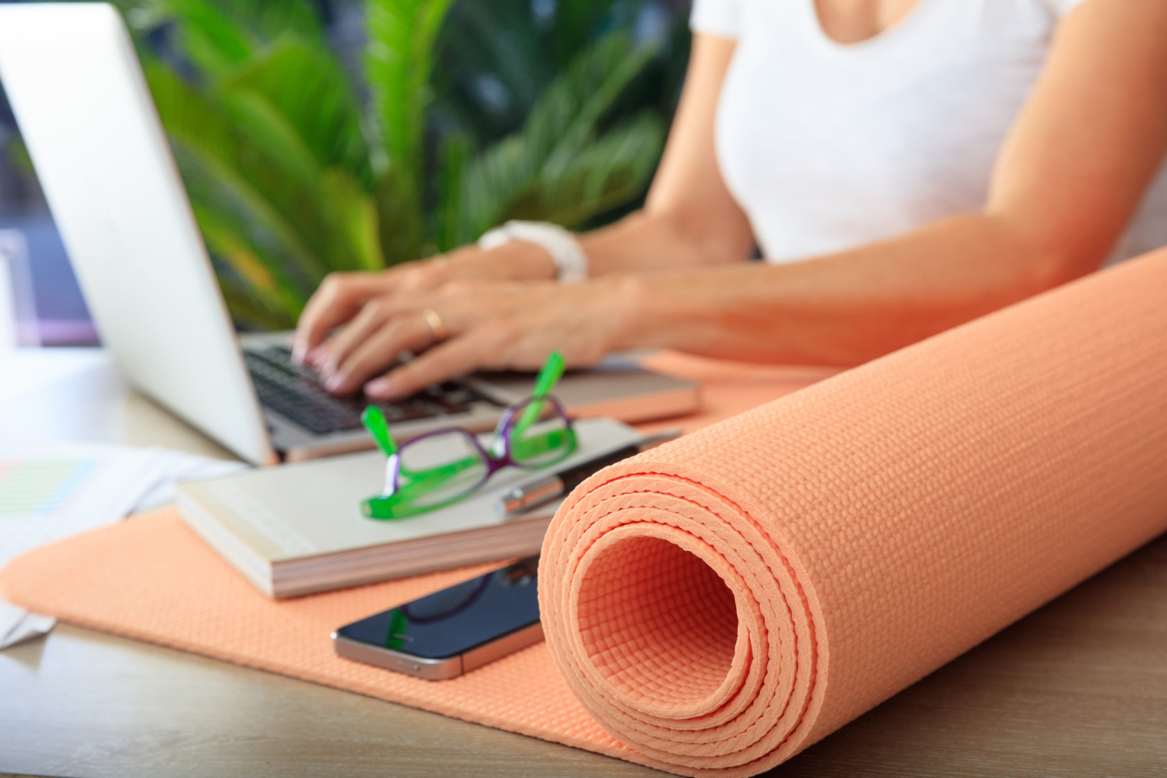 The Benefits of Lunch Time Pilates