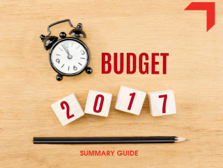 Contracting PLUS – Budget 2017 Summary