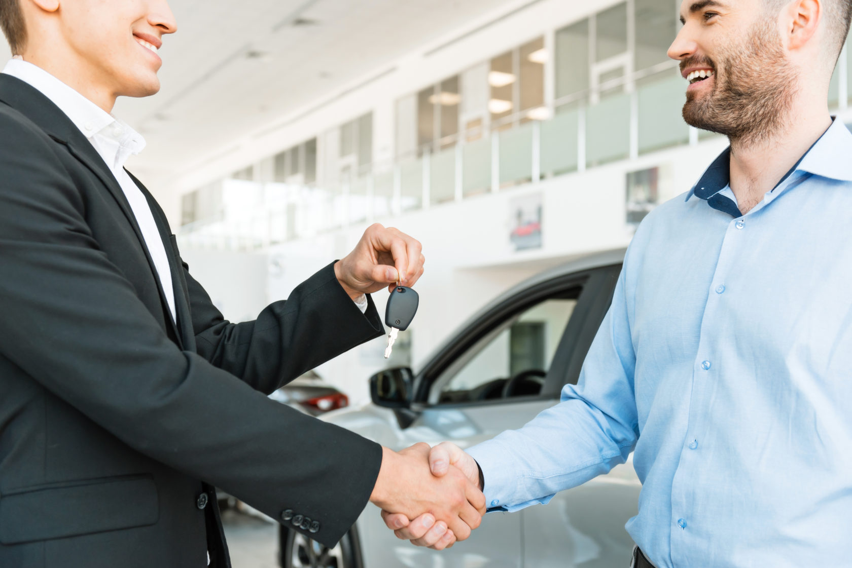 Company Car: Buy, Lease, Borrow