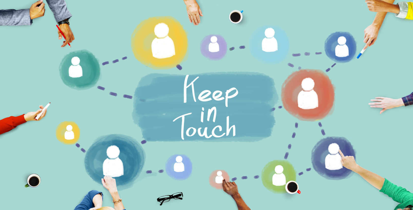 8 Great Reasons Independent Professionals Should Stay In Touch