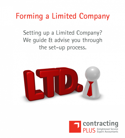 Setting Up a Limited Company?Let Contracting PLUS guide and advise you through the process