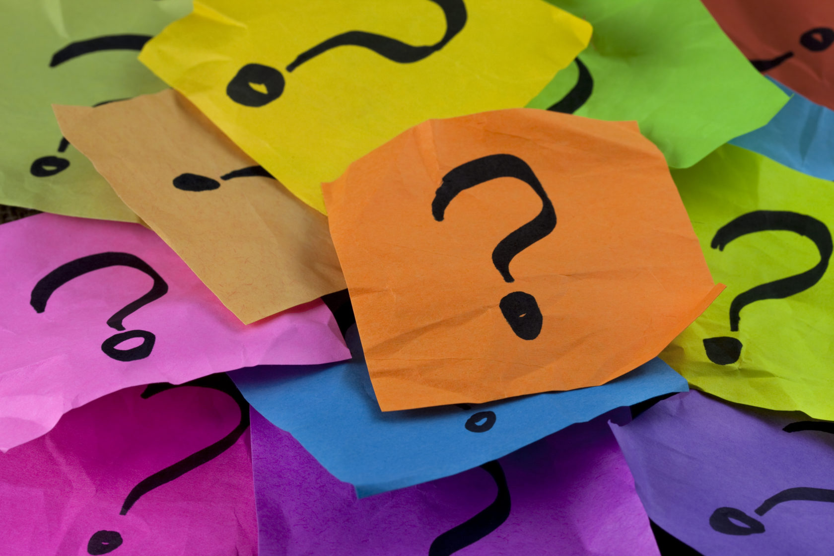 Top 5 Questions when New to Contracting