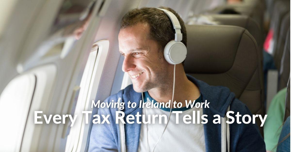 Every Tax Return Tells A Story